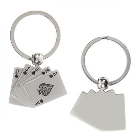 Porte-clés Jeux de Cartes