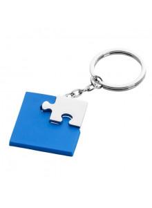 objet publicitaire - promenoch - Porte-clés Puzzle  - Porte-clés Publicitaire