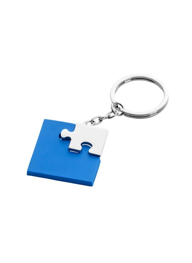 Porte-clés Puzzle  publicitaire
