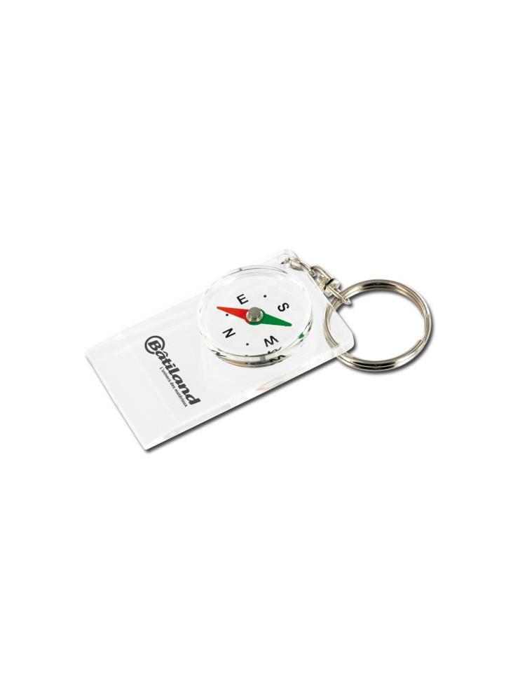 Porte-clés Boussole  publicitaire