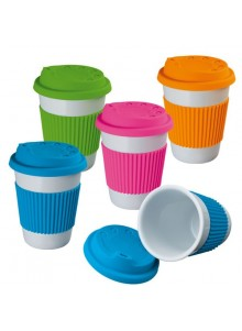 objet publicitaire - promenoch - Mug City  - Mugs - Sets à café ou thé