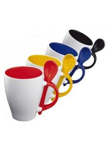 objet publicitaire - promenoch - Tasse & Cuillère  - Mugs - Sets à café ou thé