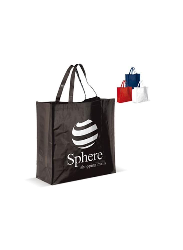 Sac Shopping PP Tissé  publicitaire
