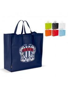 objet publicitaire - promenoch - Grand Sac Shopping Non-tissé  - Sac Shopping & Course