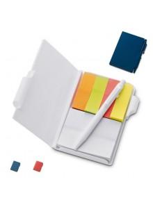 objet publicitaire - promenoch - Bloc-notes Post-it  - Carnets et bloc-notes Personnalisés