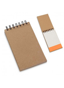 objet publicitaire - promenoch - Bloc-notes Spirales + Post It  - Carnets et bloc-notes Personnalisés