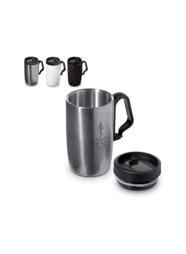Mug de Voyage Thermos 240 ml  publicitaire