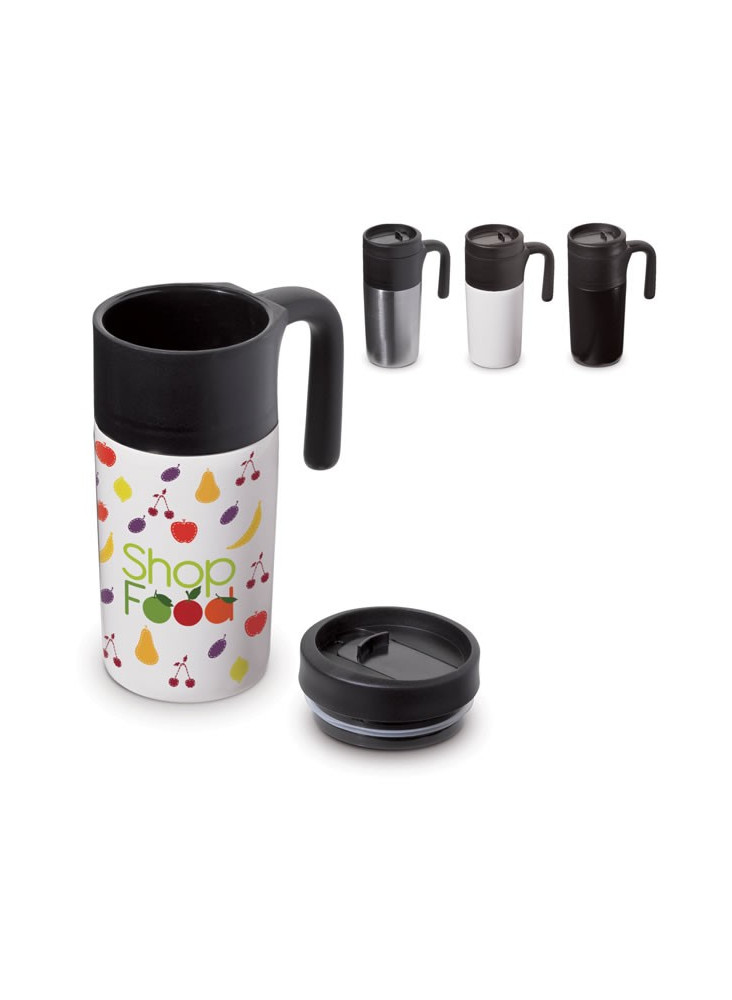 Mug/ Thermos de Voyage 330 ml  publicitaire