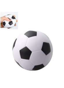objet publicitaire - promenoch - Ballon de Foot Anti-stress  - Accessoires supporters