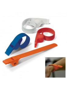 objet publicitaire - promenoch - Bracelet Sifflet  - Accessoires supporters