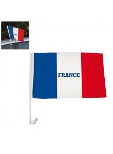 objet publicitaire - promenoch - Fanion Drapeau France   - Accessoires supporters