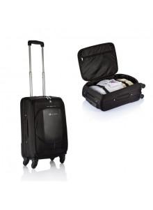 objet publicitaire - promenoch - Trolley Avion Swiss  - Valise & Trolley Personnalisé