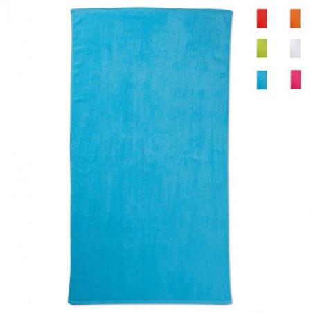 Serviette de Plage Eco Color personnalisée