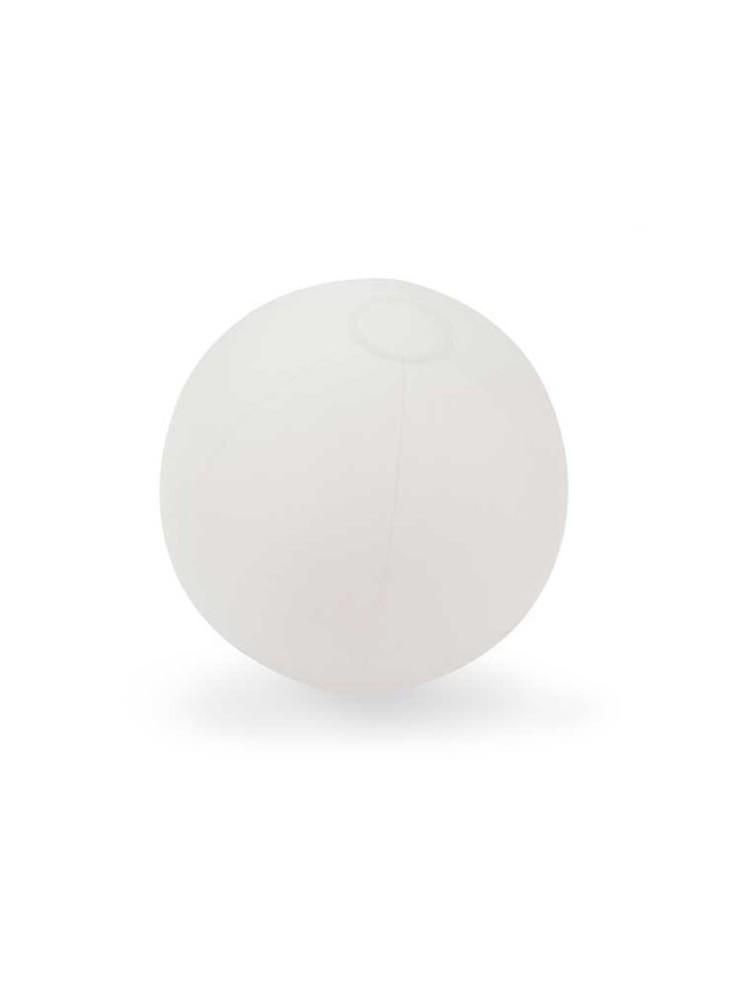 Ballon Gonflable Blanc  publicitaire