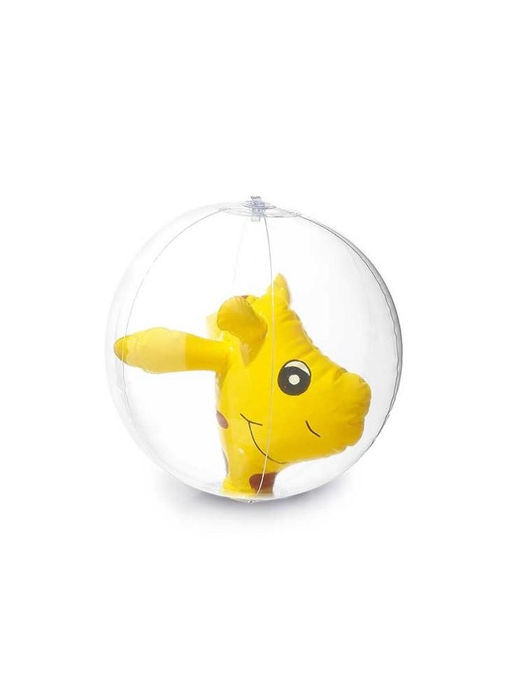 Ballon gonflable girafe  publicitaire