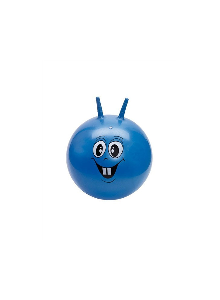 Balle Jumping bleue  publicitaire