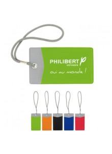 objet publicitaire - promenoch - Etiquette Valise Personnalisée  - Étiquette de bagages