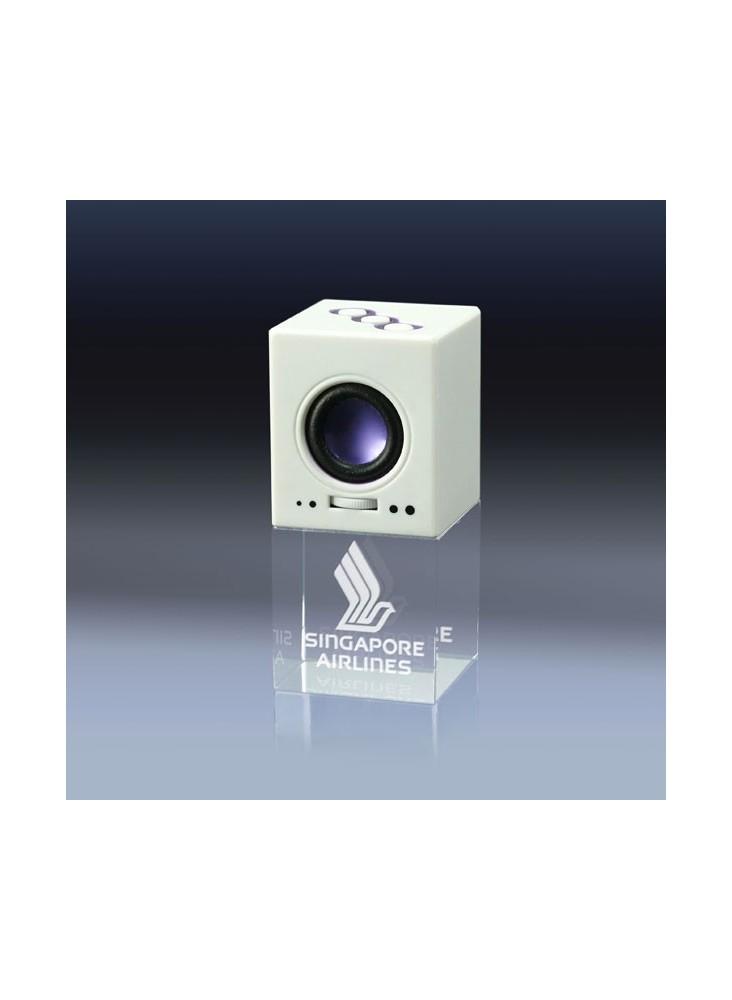 LECTEUR MP3 Gravure laser  publicitaire