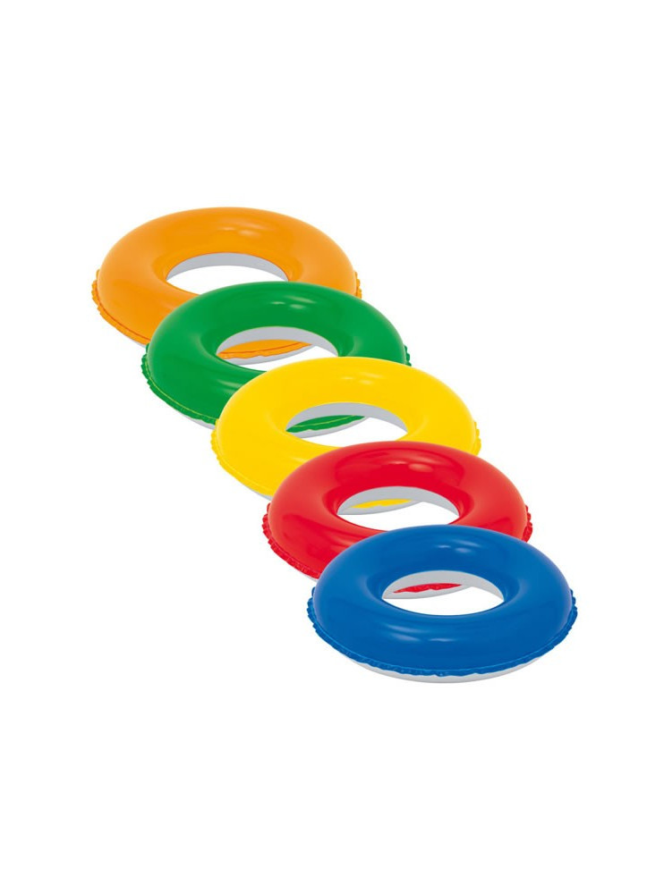 Bouée Gonflable Bicolore  publicitaire