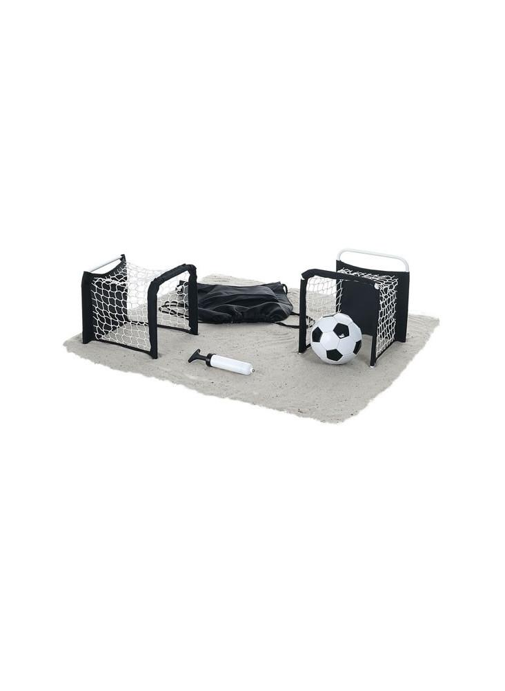 Ballon Football + Cage Mini But  publicitaire