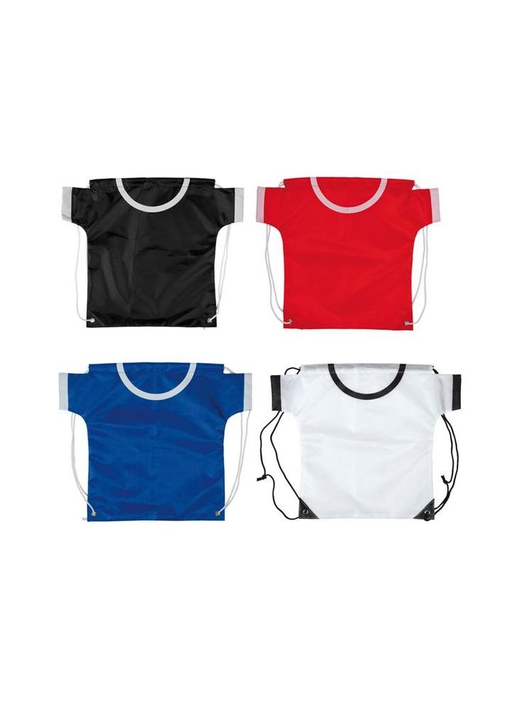 Sac à dos original Tshirt  publicitaire