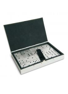 objet publicitaire - promenoch - Jeu de domino  - Jeux