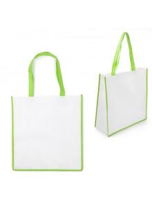 objet publicitaire - promenoch - Sac shopping en non-tissé  - Sac Shopping & Course