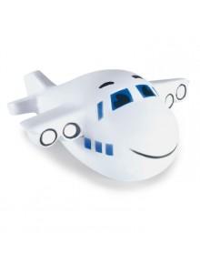 objet publicitaire - promenoch - Avion anti-stress  - Balles anti-stress