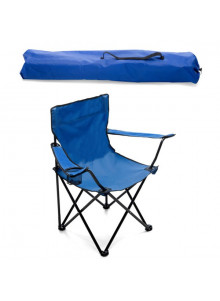 objet publicitaire - promenoch - Chaise camping pliable  - Chaise Transat