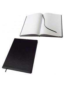 objet publicitaire - promenoch - Carnet en PVC format A4  - Carnets et bloc-notes Personnalisés