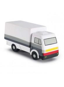 objet publicitaire - promenoch - Camion anti-stress  - Balles anti-stress