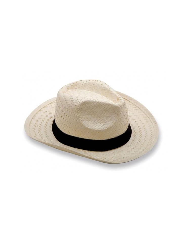 objet publicitaire - promenoch - Chapeau Panama Personnalisable  - Chapeaux & Bob publicitaires