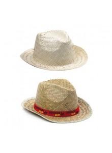 objet publicitaire - promenoch - Chapeau Paille Sara Personnalisable   - Chapeaux