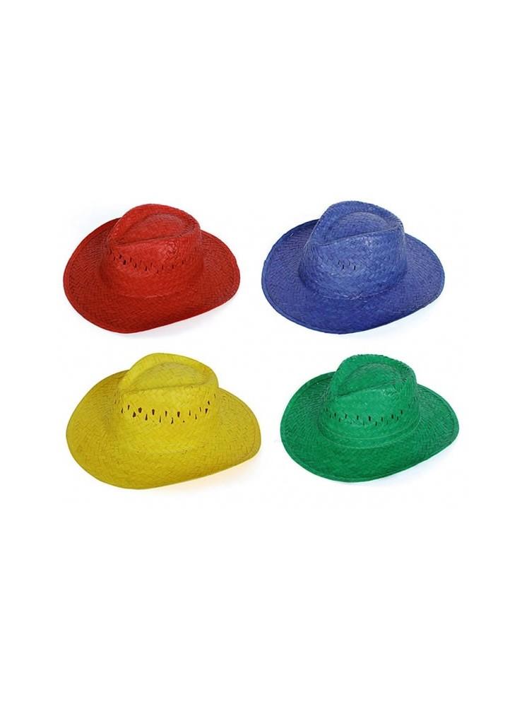 objet publicitaire - promenoch - Chapeau Soirée Couleur  - Chapeaux & Bob publicitaires