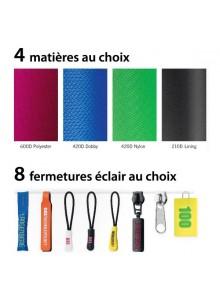 objet publicitaire - promenoch - Trousse de Toilette Sur Mesure  - Sac Sur Mesure 100% personnalisable