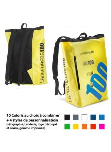 objet publicitaire - promenoch - Grand Sac à dos Sur Mesure  - Sac Sur Mesure 100% personnalisable