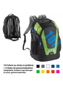 objet publicitaire - promenoch - Sac à dos Sport Sur Mesure  - Sac Sur Mesure 100% personnalisable