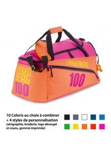 objet publicitaire - promenoch - Sac Voyage Sport Sur Mesure  - Sac Sur Mesure 100% personnalisable