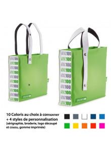 objet publicitaire - promenoch - Sac Shopping Sur Mesure  - Sac Sur Mesure 100% personnalisable