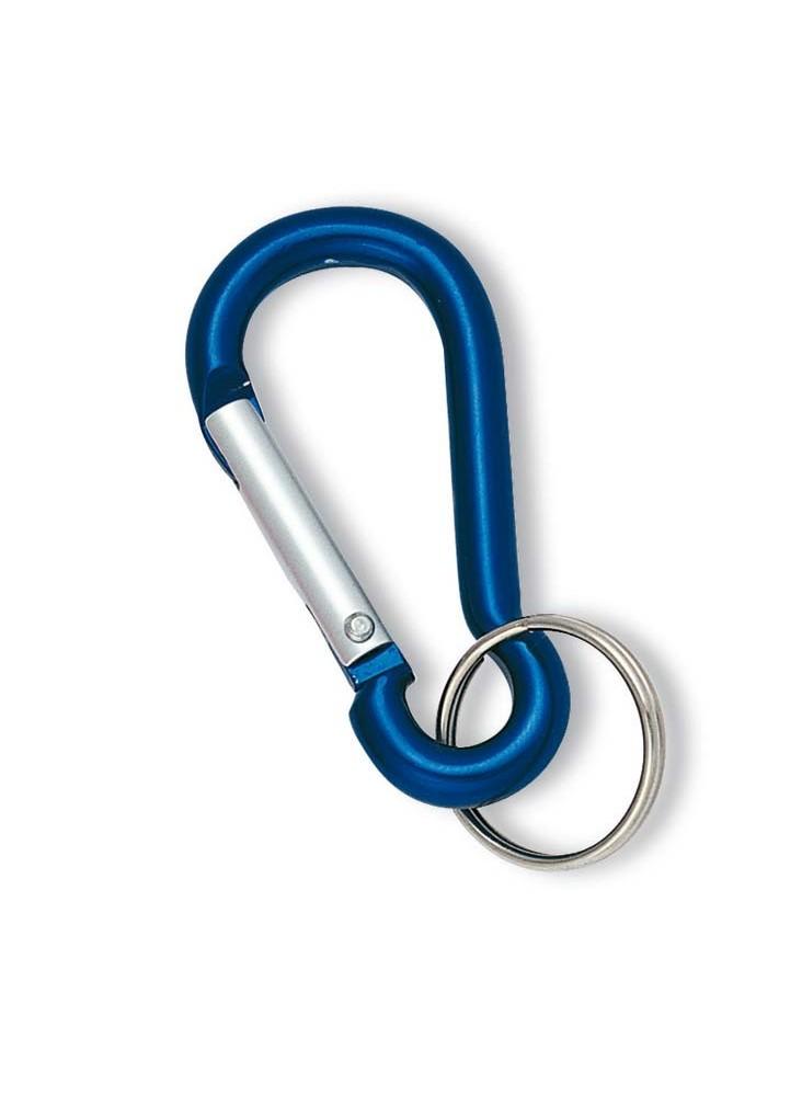 Porte-clés Mousqueton  publicitaire