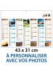 Calendrier Personnalisé Photographies