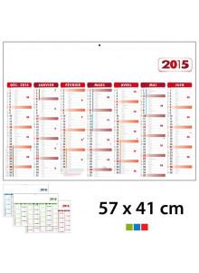 objet publicitaire - promenoch - Calendrier Publicitaire 57 x 41 cm  - Calendrier Publicitaire