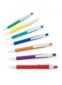 objet publicitaire - promenoch - Stylo Bille Publicitaire Color One  - Stylo Bille Publicitaire