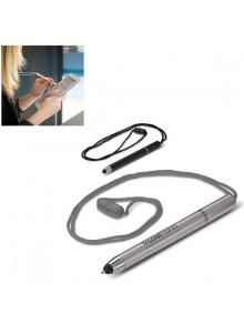 objet publicitaire - promenoch - Stylo Bille + Stylet Tablette  - Stylo Bille Publicitaire