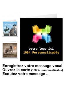 objet publicitaire - promenoch - Carte Vocale Publicitaire  - Catalogue