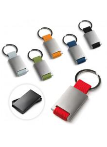 objet publicitaire - promenoch - Porte-clés Métal XL  - Porte-clés Publicitaire