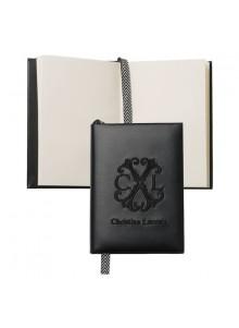 objet publicitaire - promenoch - Carnet A6 Christian Lacroix  - Cadeaux d'Affaires Luxe