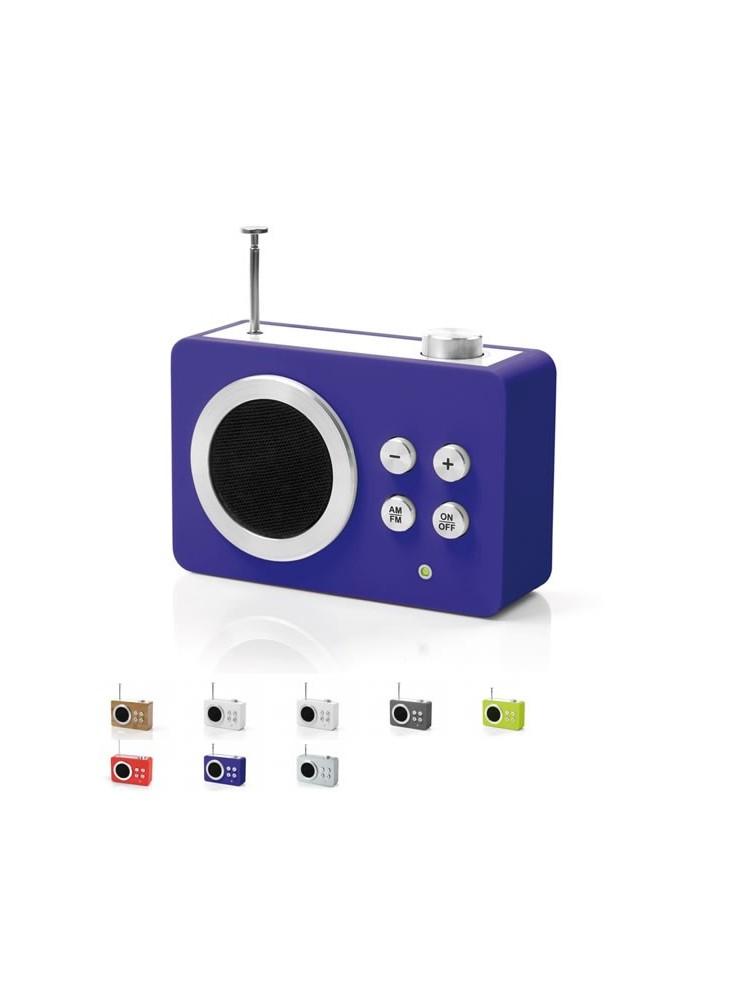 radio mini dolmen lexon cadeaux d 39 affaires haut de gamme personnalis. Black Bedroom Furniture Sets. Home Design Ideas