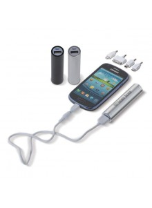 objet publicitaire - promenoch - Power Bank 2000 mAh  - Power Bank