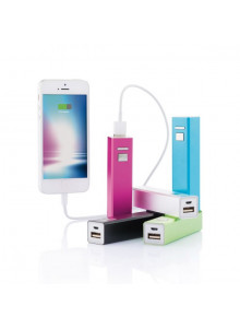 objet publicitaire - promenoch - Power Bank 2200 mAh  - Power Bank